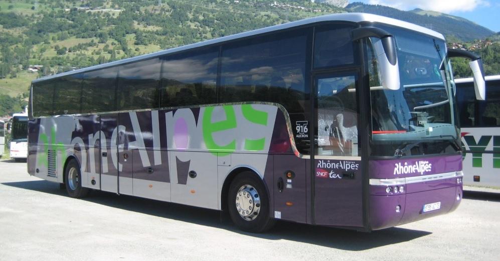 Lokale Openbaar Vervoer - Bus Rhone-Alpes - Ardechefriends.com