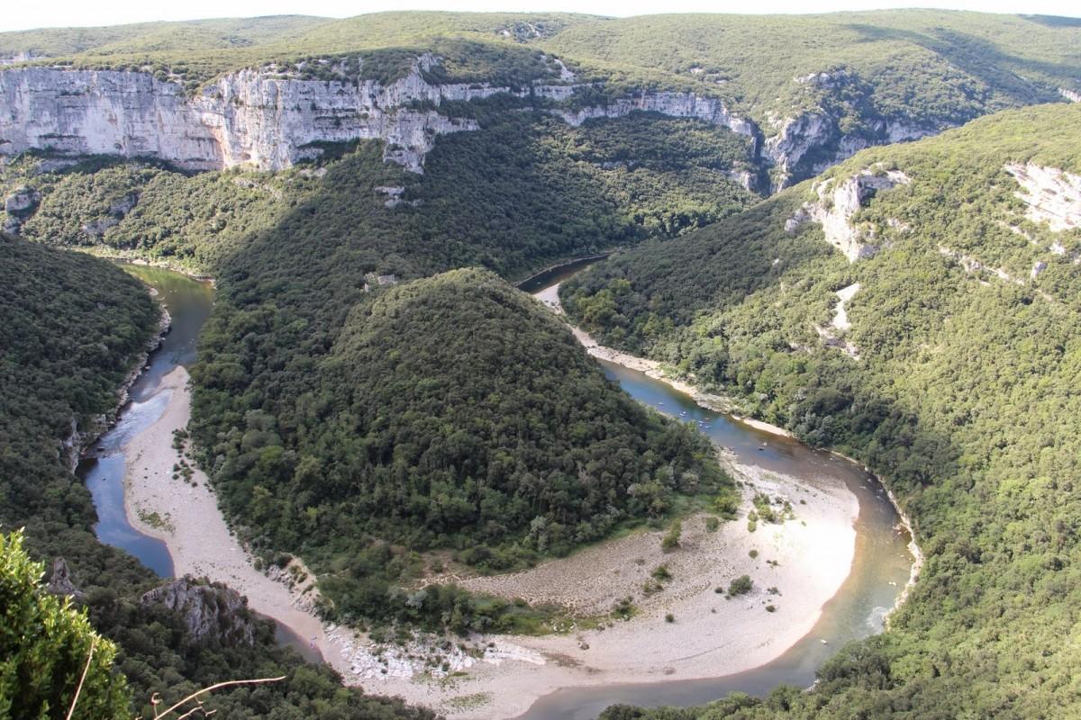 Ardèche - Gorges de l'Ardèche - Ardèchefriends.com