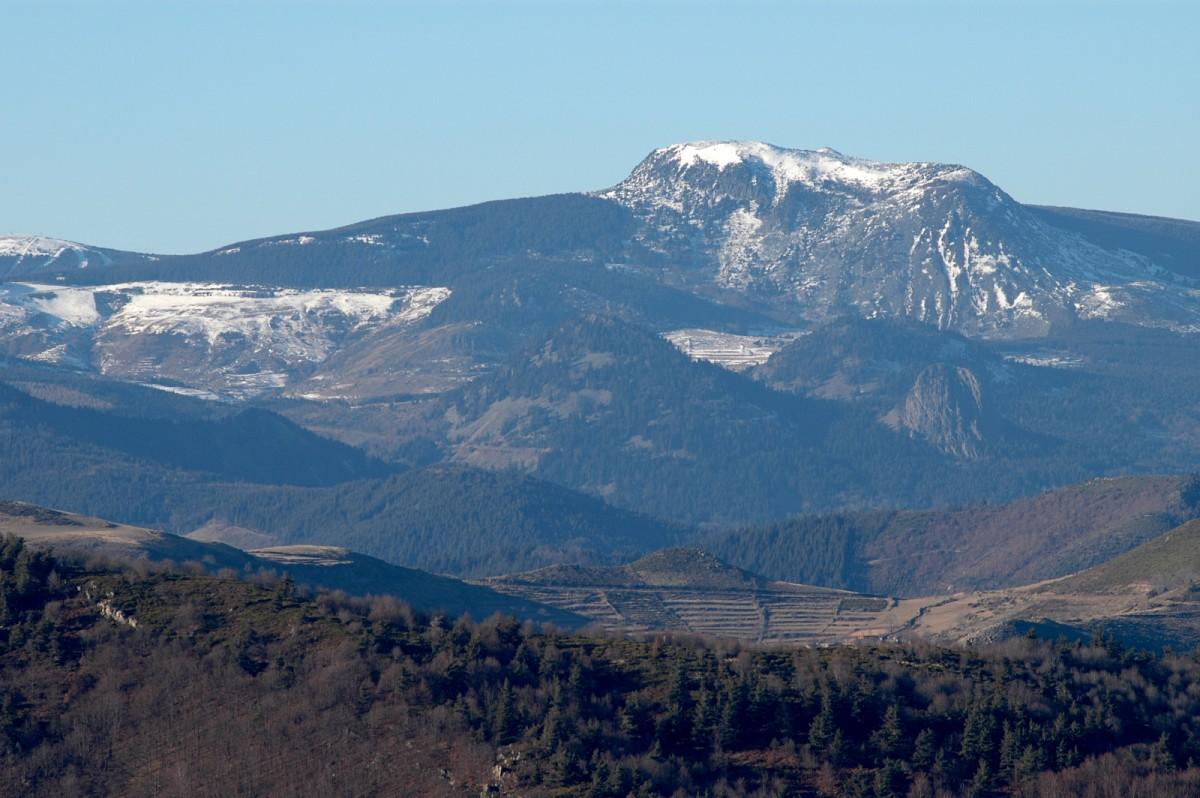 Vulkanische activiteiten - Mont Mezenc - Ardechefriends.com