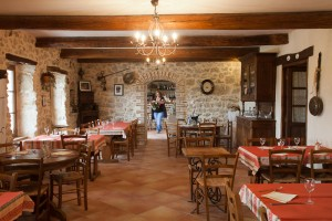 Restaurants in de Ardèche - La Farigoule