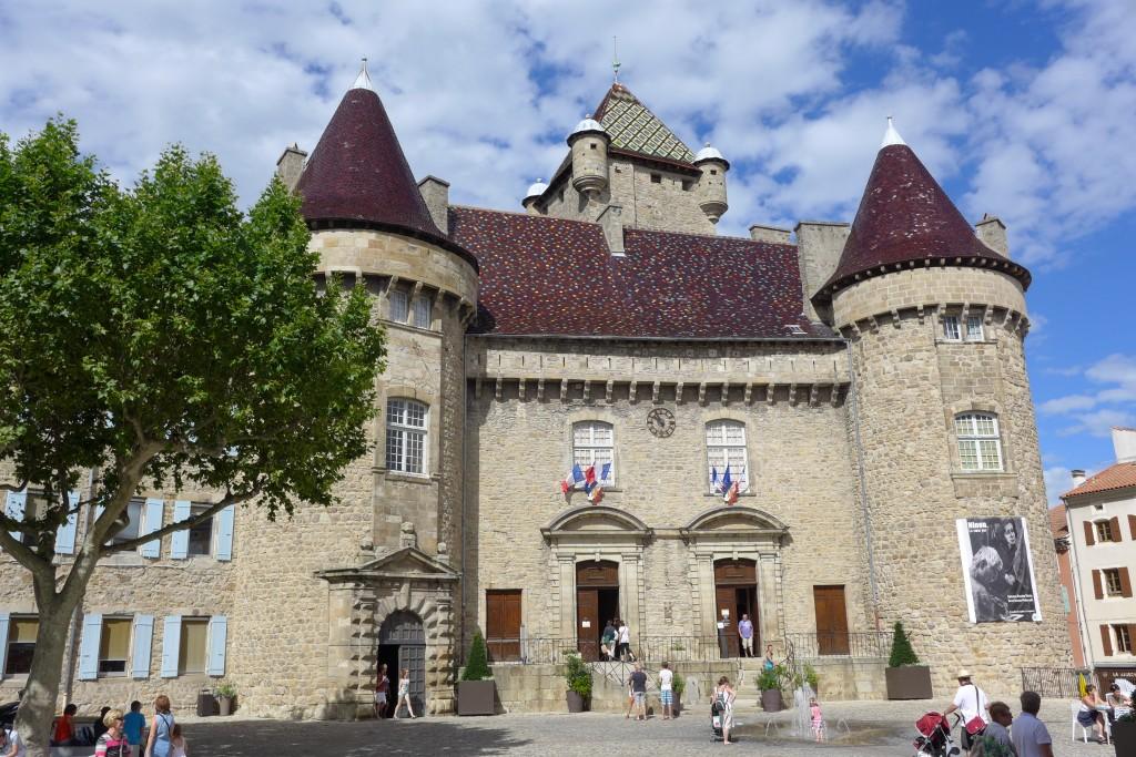 Aubenas - Château Aubenas