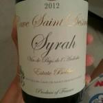 Wijn Syrah - Ardechefriends.com