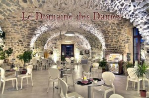 Restaurants in de Ardèche - le domain des dames