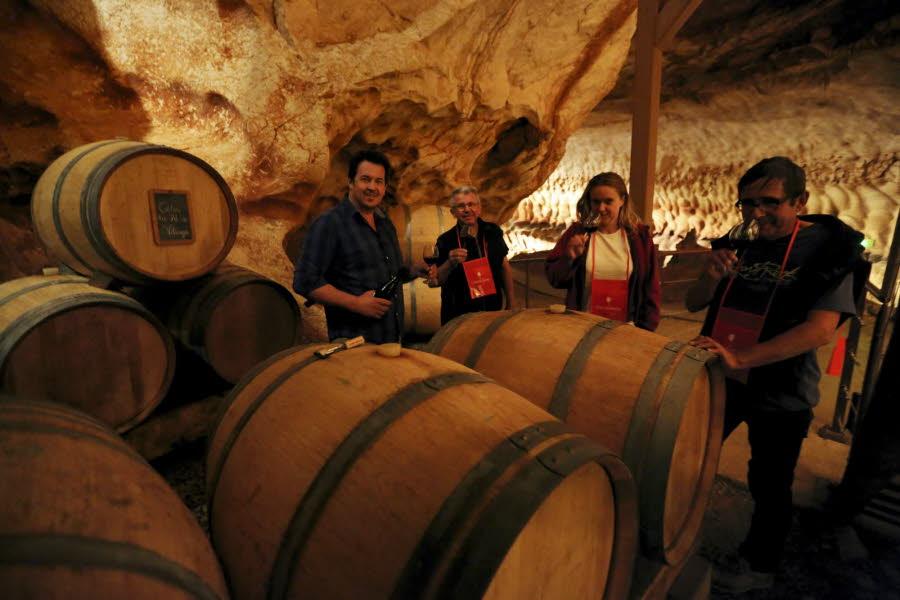 Wijn Saint Marcel - Ardechefriends