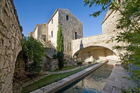Baluzac - Chateau de Baluzac