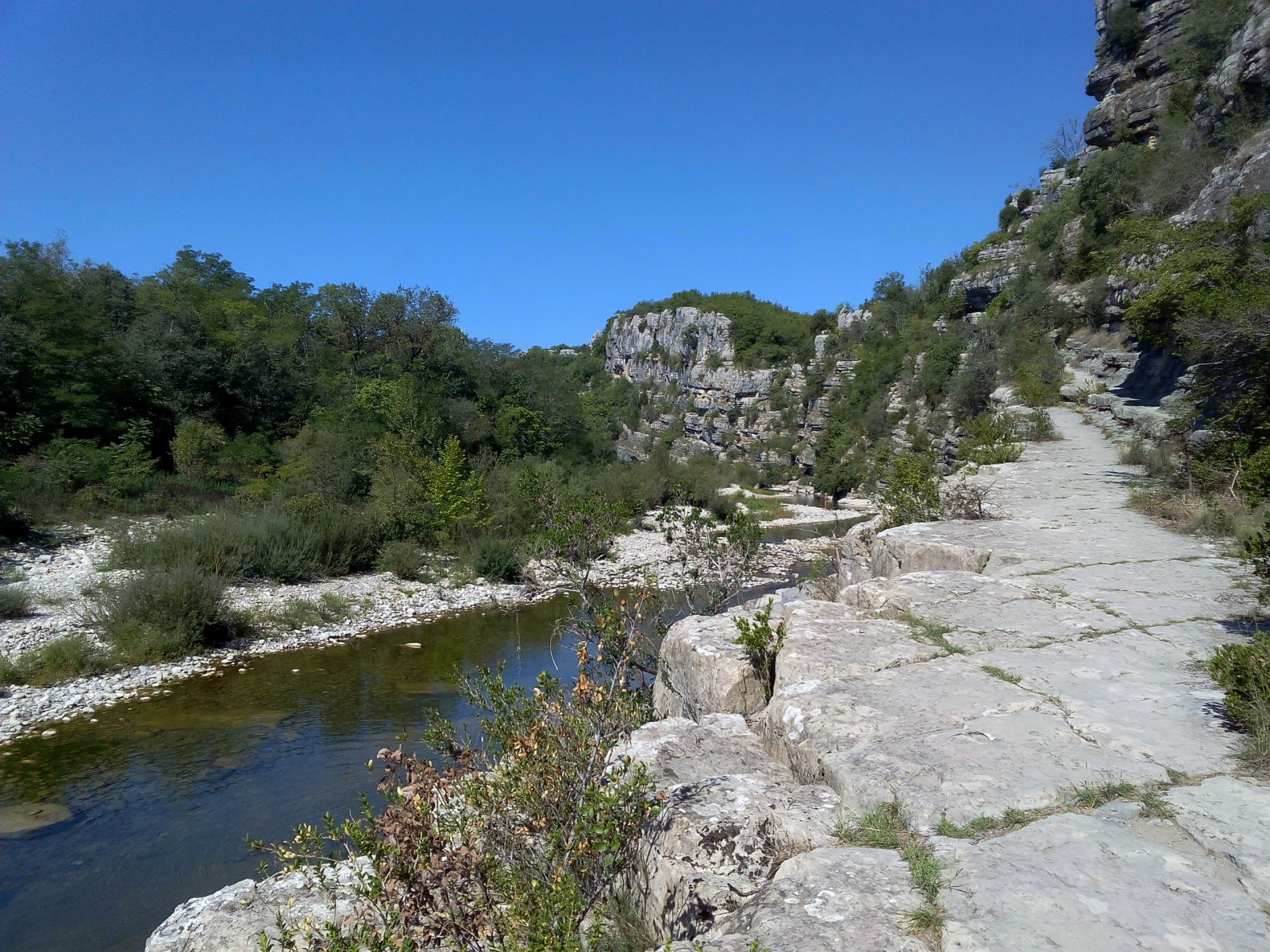 Labeaume Gorges - Ardechefriends