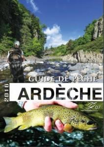 Ardèche Visgids 2016 - Ardechefriends.com