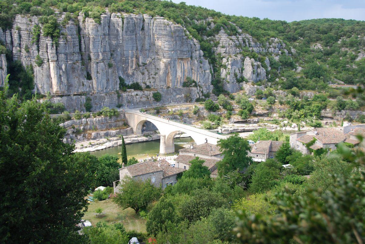 Balazuc - Ardèche - Ardechefriends.com