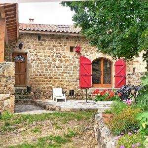 Vakantiehuis in Provence-Côte d'Azur in Arlebosc (Frankrijk) | Ardèche camping in Arlebosc