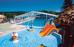 Camping Le Petit Bois | Ardèche camping in Ruoms