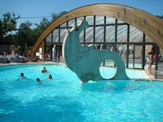 Camping Le Ranc Davaine | Ardèche camping in Ruoms