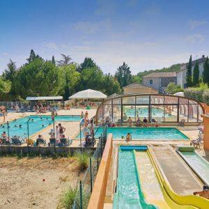 Domaine du Cros d'Auzon | Ardèche camping in Vogue