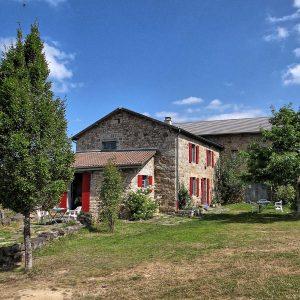 Vakantiehuis in Saint-André-en-Vivarais