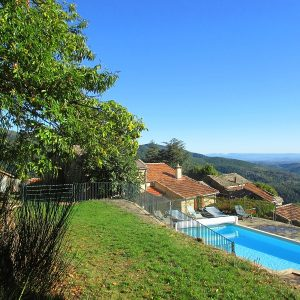 Vakantiehuis in Chabannes met zwembad